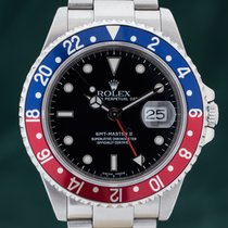 Rolex GMT Master II, Reference 16710, P-Serie,