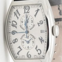 Franck Muller Master Banker 6850 Mb Stainless Steel Automatic...