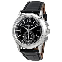 Patek Philippe Complications Annual Calendar Platinum Mens...