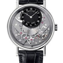 Breguet Brequet Tradition 7057 18K White Gold Men's Watch