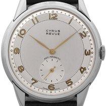 Cyrus - Revue Mans Wristwatch