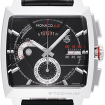 TAG Heuer Monaco Automatik Chronograph Ref. CAL2110.FC6257