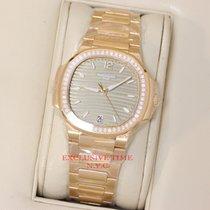 Patek Philippe Nautilus 7118/1200R-001 Rose Gold Ladies