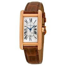 Cartier Tank Americaine Automatic Midsize Watch W2620030