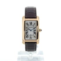 Cartier Tank Americaine Rosegold XL