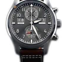 IWC Pilot's Calendario Perpetuo Digitale 46 Mm