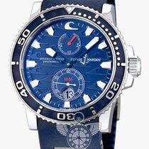 Ulysse Nardin Diver Blue Surf Limited Edition