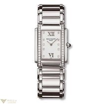 Patek Philippe Twenty-4 Stainless Steel Diamonds Ladies Watch