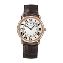 Cartier Ronde Manual Ladies Watch Ref WR000651