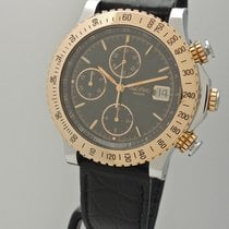 Paul Picot Le Chronographe 5155 Stahl-Roségold 18k -like new...
