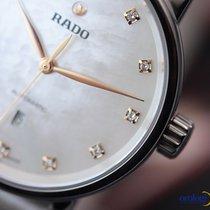 Rado Ladies' DiaMaster Automatic Diamonds Ceramic on Leather