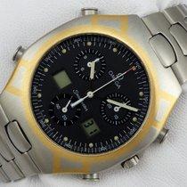 Omega Seamaster Polaris 1/100 Chronograph Quarz