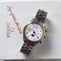 Omega Speedmaster Chronograph Triple Date Moonphase – 175.0034...