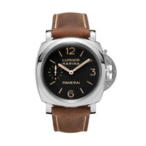 Panerai Luminor 1950 Marina 3 Days Acciaio  PAM00422 manual...