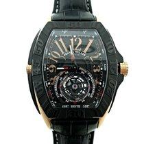 Franck Muller Grand Prix Tourbillon 18k Rose Gold Watch Ref...