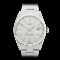 Rolex Oyster Perpetual Date Stainless Steel Unisex 1500