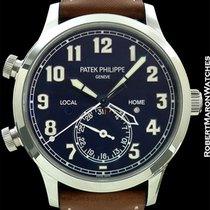 Patek Philippe Calatrava Pilot Travel Time 5524g 42mm New