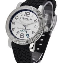 Graham Mercedes GP Time Zone Watch