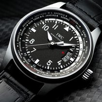 IWC [JULY SPECIAL] Pilots Worldtimer Automatic IW326201