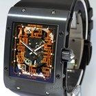 Richard Mille Limited Edition Black Titanium Automatic...