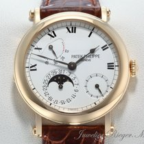 Patek Philippe Complications Officer 5054J Gelbgold 750 Automatik