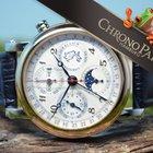 Christiaan v.d. Klaauw Herren Chronograph Vollkalender...