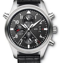 IWC Pilots Watch Double Chronograph IW377801
