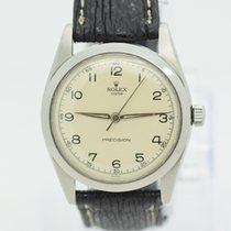 Rolex thin large case oyster precision