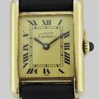 Cartier MUST DE CARTIER PARIS SILVER QUARTZ