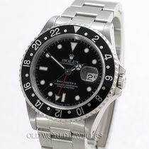 Rolex GMT Master II 16710 Steel Black Dial