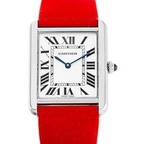 Cartier Watch Tank Solo W1018355