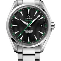 Omega SEAMASTER AQUA TERRA 150 M  Golf Edition  41.5 MM