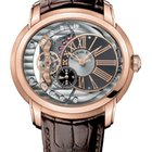 Audemars Piguet Millenary 4101 (openworked) - rose gold