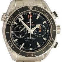 Omega Seamaster Planet Ocean 600m Co-Axial Chronograph Stahl...