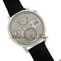 """A. Lange & Söhne Zeitwerk Platinum with Silver (""""Steal..."""