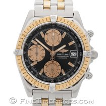 Breitling Chronomat Stahl-Gold D13352