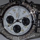 Breitling Superocean Chronograph Diamonds