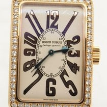 """Roger Dubuis """"much More"""" 18k Rose Gold With Diamond..."""