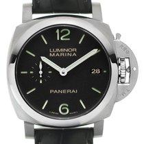 Panerai Luminor 1950 3 days 42mm. Pam 00392 MAI INDOSSATO art. P