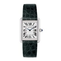 Cartier Tank Solo Quartz No Date Ladies watch W5200005