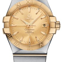 Omega Constellation Co-Axial Automatic 35mm 123.20.35.20.08.001