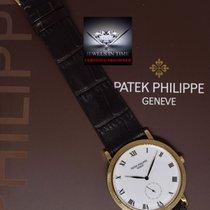 Patek Philippe Calatrava 18k Yellow Gold Mens Watch 3919J