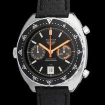 Heuer Automatic  Autavia 11630 MH  Orange Boy