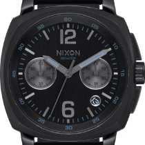 Nixon Charger Chrono A1073-001 Herrenchronograph Design Highlight