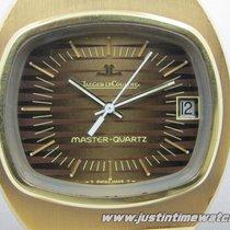 Jaeger-LeCoultre Master Quartz gold plated 23305-51