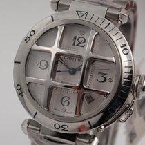 """Cartier Pasha """"Grill"""" Automatik 38mm"""