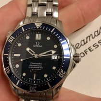 Omega Seamaster 41 James Bond 007 Limited Edition Blue