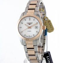 Longines Conquest Two Tone L22855877