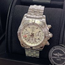 Breitling Chronomat GMT AB0420 - Box & Papers 2015