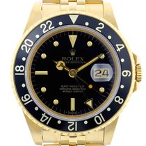 Rolex GMT-Master Nipple Dial ref. 16758